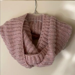 Forever 21 Pink Infinity Scarf